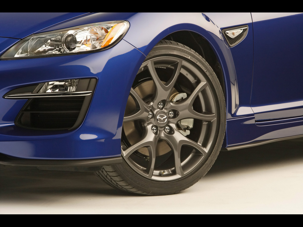 Mazda RX-8 wheels #2