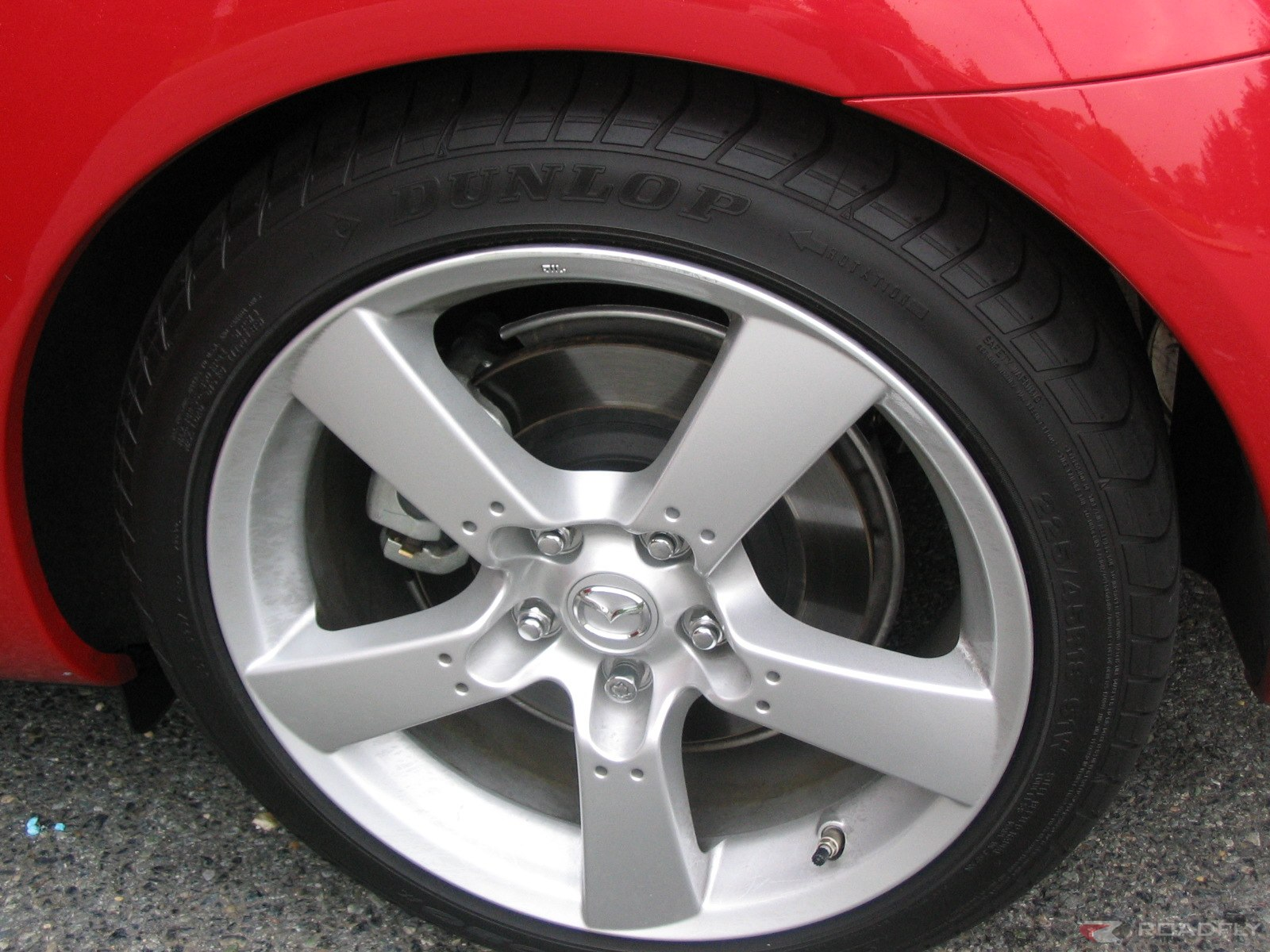 Mazda RX-8 wheels #3