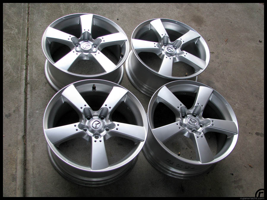 Mazda RX-8 wheels #4
