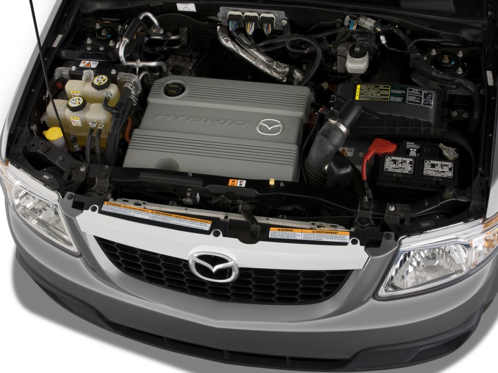 Mazda Tribute Hybrid engine #2