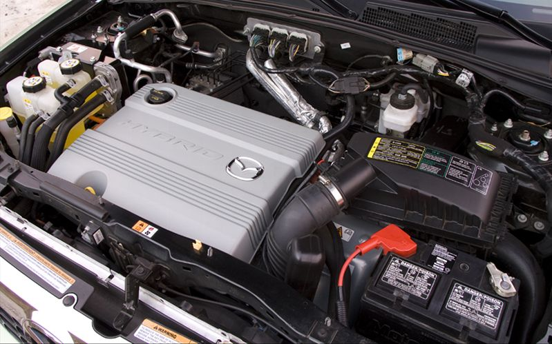Mazda Tribute Hybrid engine #3