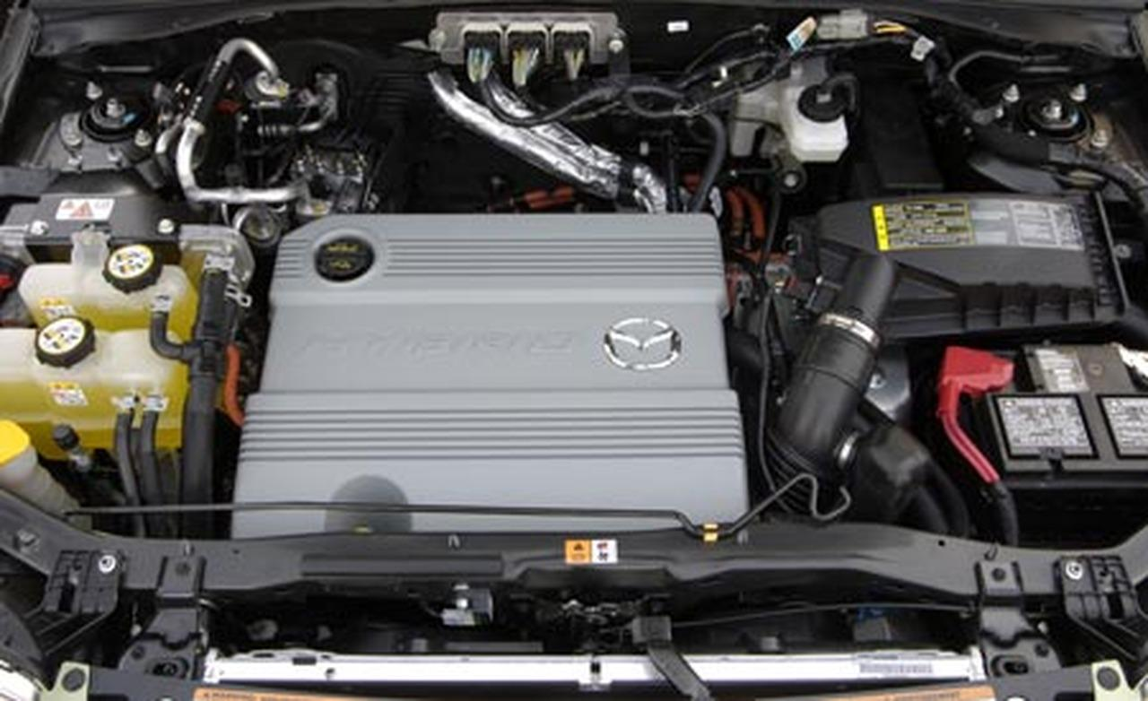 Mazda Tribute Hybrid engine #1
