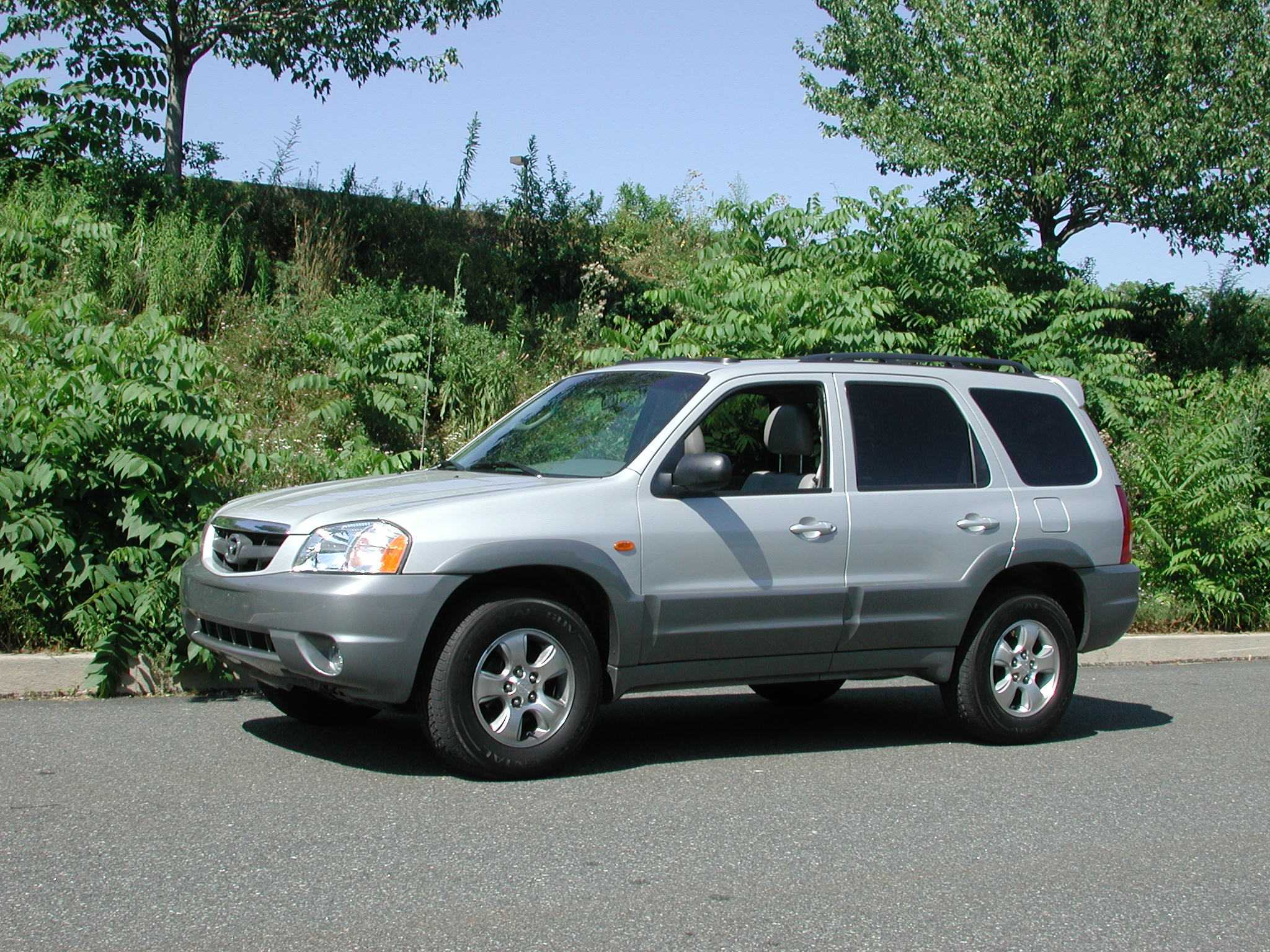 Mazda Tribute Hybrid wheels #2