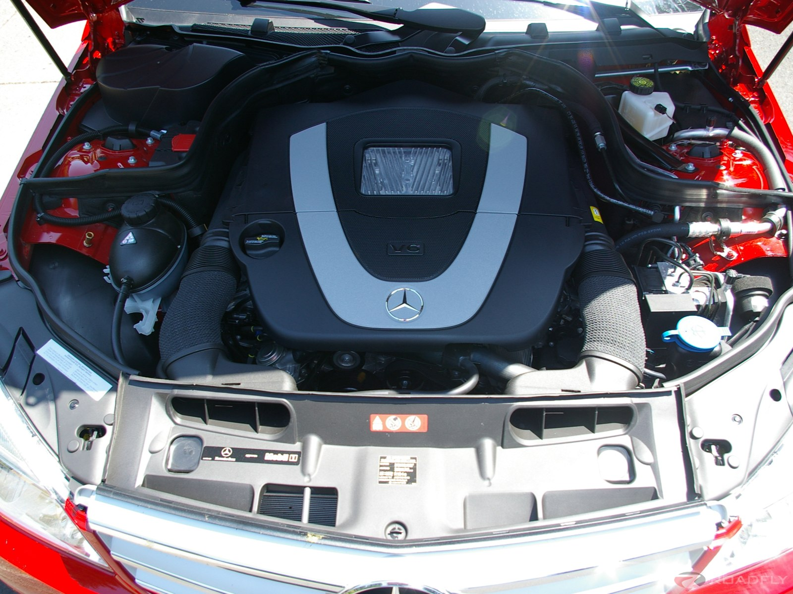 Mercedes-Benz C-Class engine #3