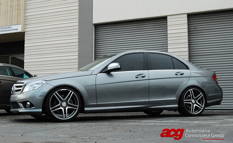 Mercedes-Benz C-Class wheels #3