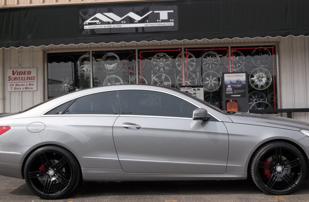 Mercedes-Benz E-Class wheels #2