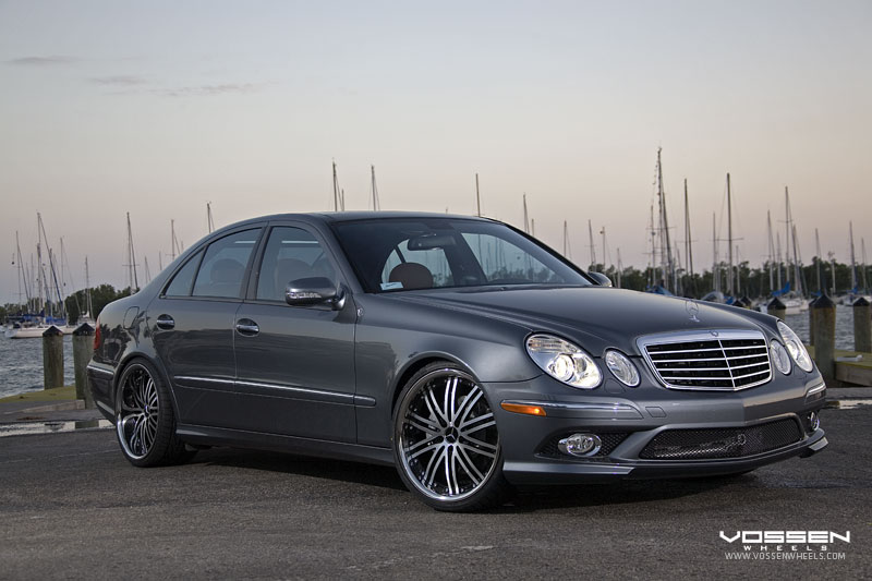 Mercedes-Benz E-Class wheels #4