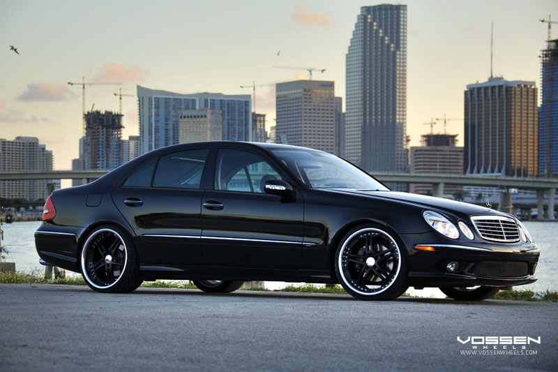Mercedes-Benz E-Class wheels #1