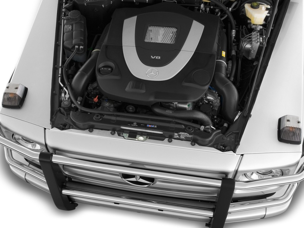 Mercedes-Benz G-Class engine #2