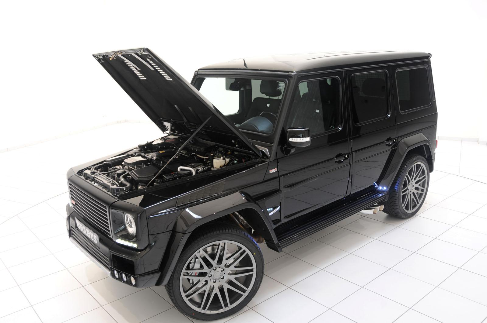 Mercedes-Benz G-Class engine #4