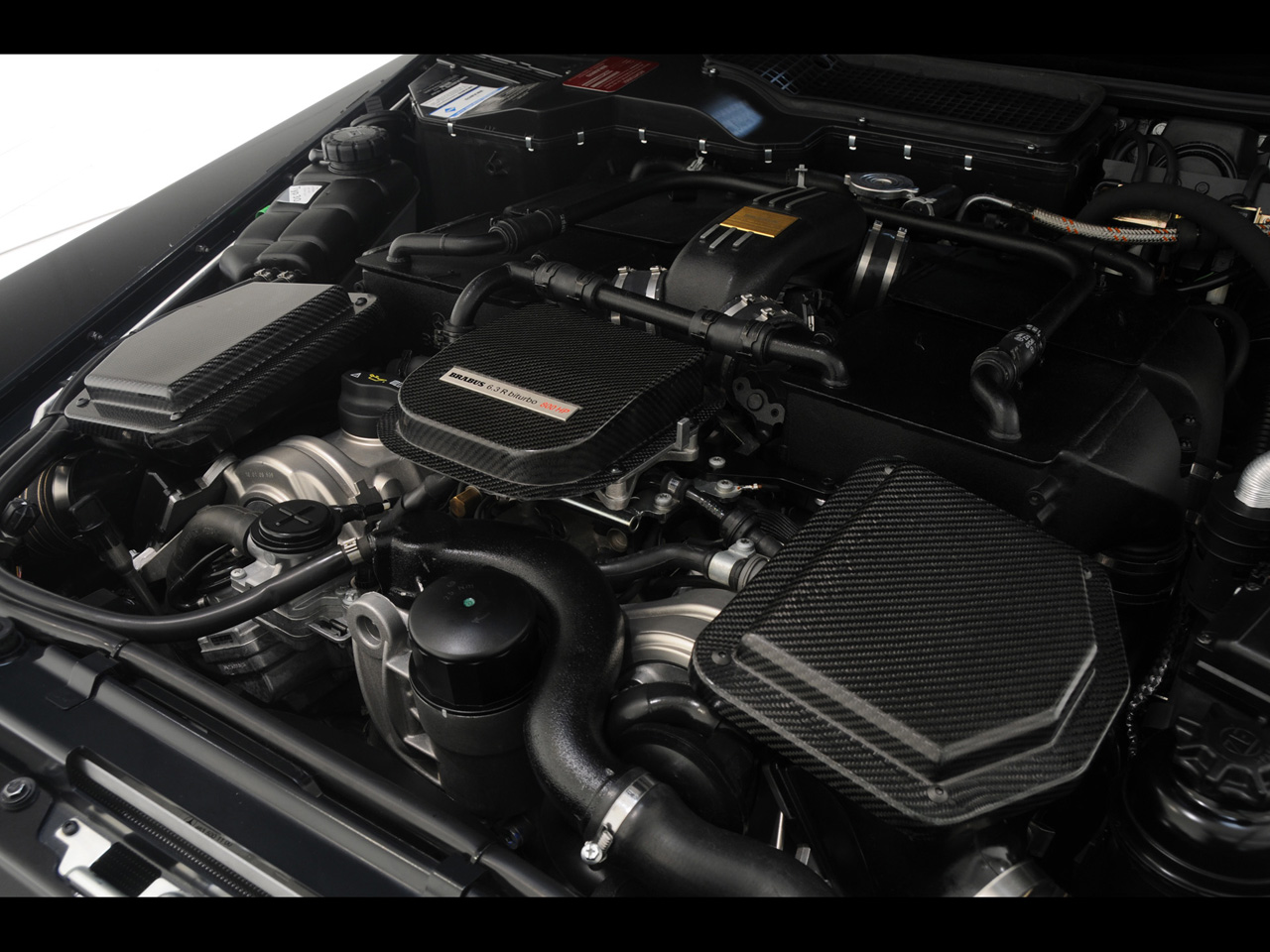 Mercedes-Benz G-Class engine #1