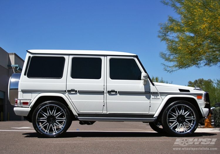 Mercedes-Benz G-Class wheels #4