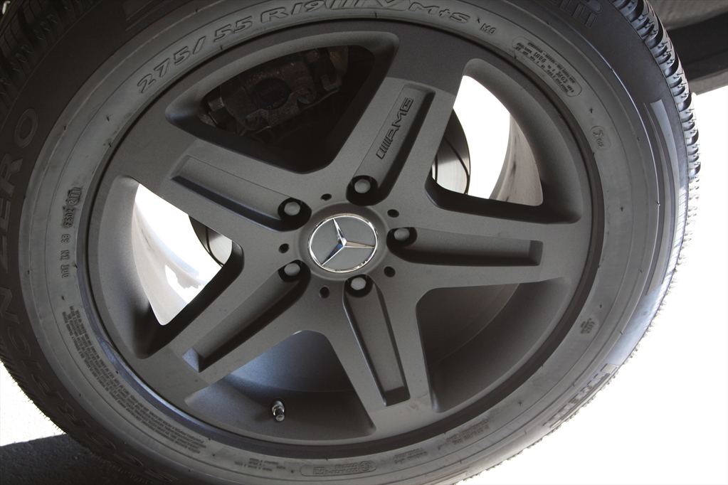 Mercedes-Benz G-Class wheels #1