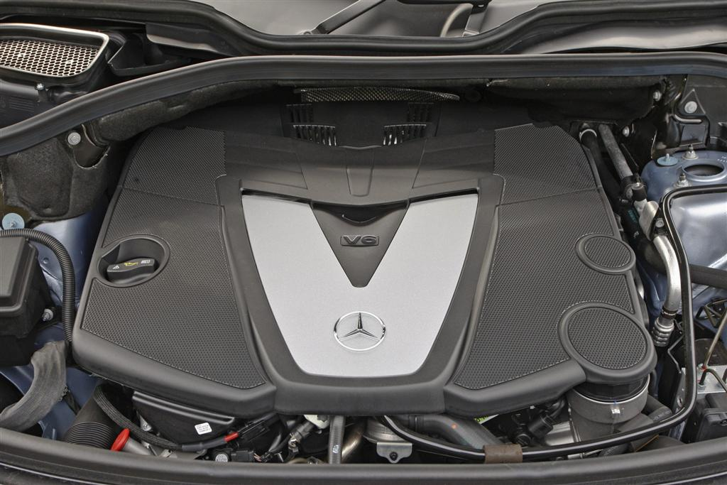 Mercedes-Benz M-Class engine #2