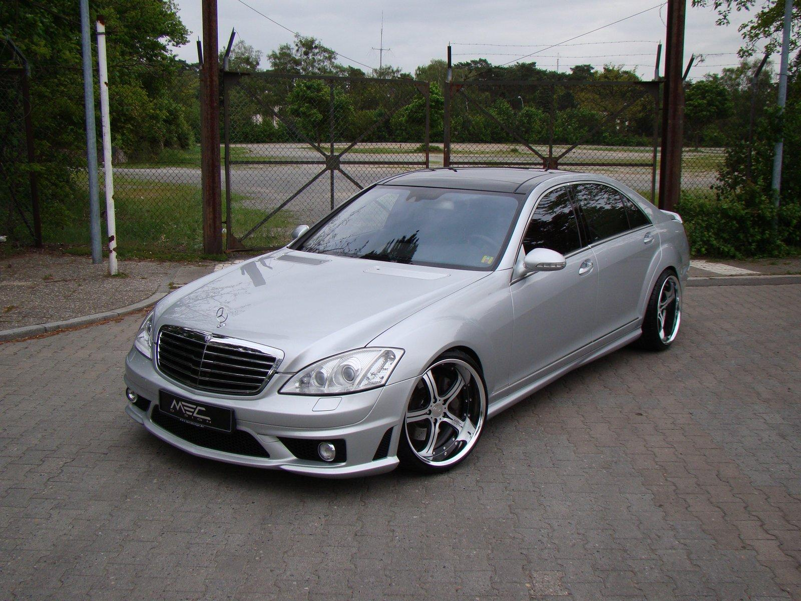 Mercedes-Benz S-Class wheels #1