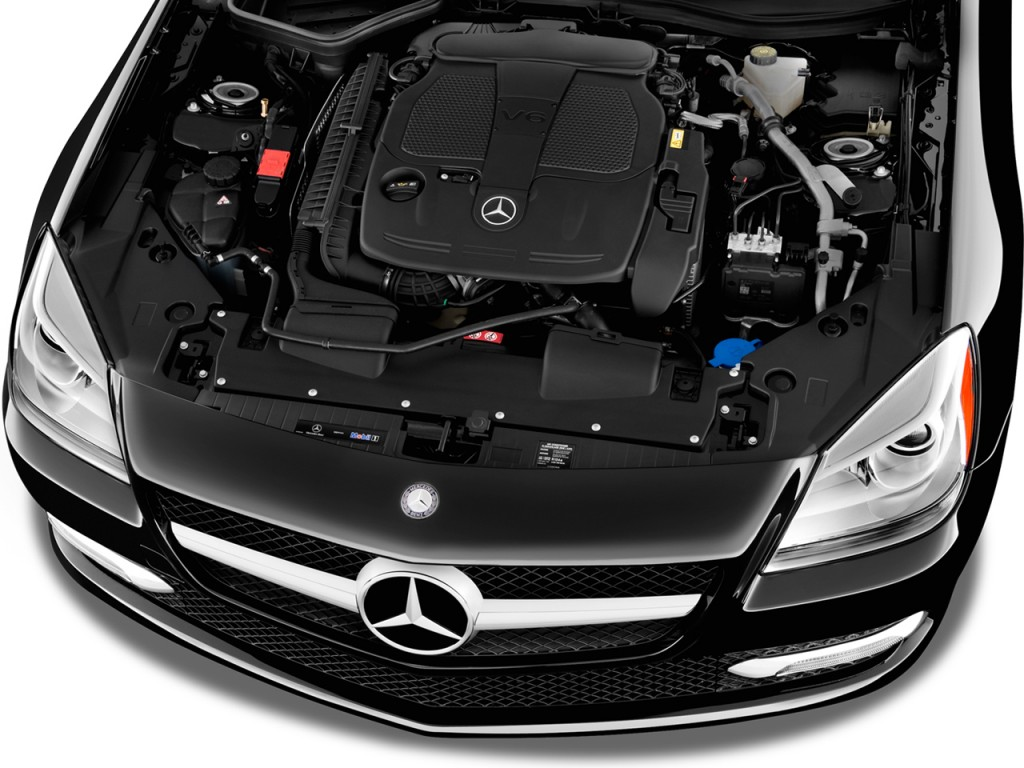Mercedes-Benz SLK-Class engine #1