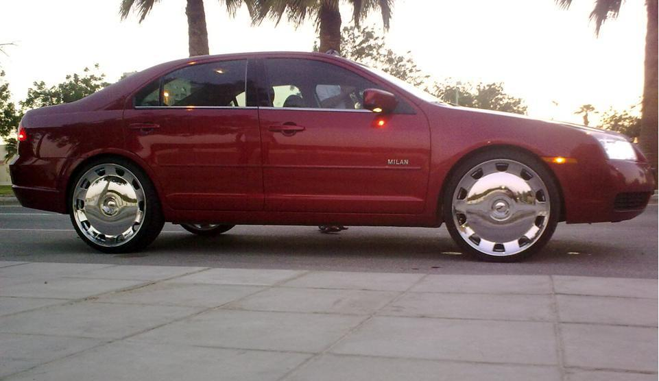 Mercury Milan wheels #3