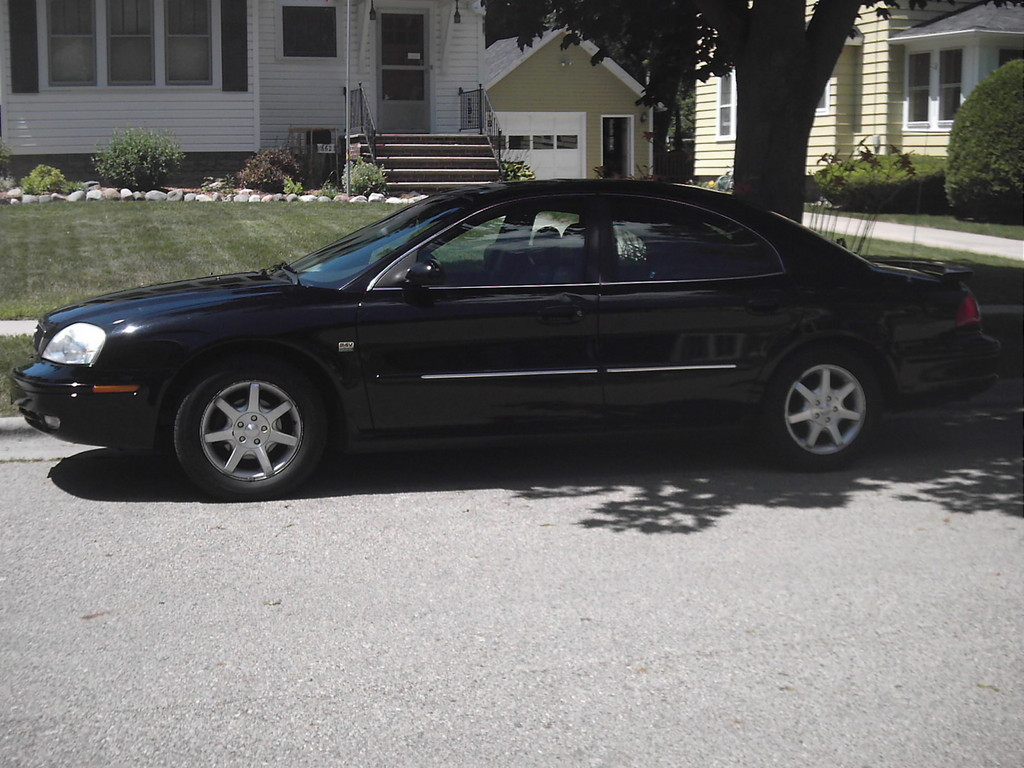 Mercury Sable black #4
