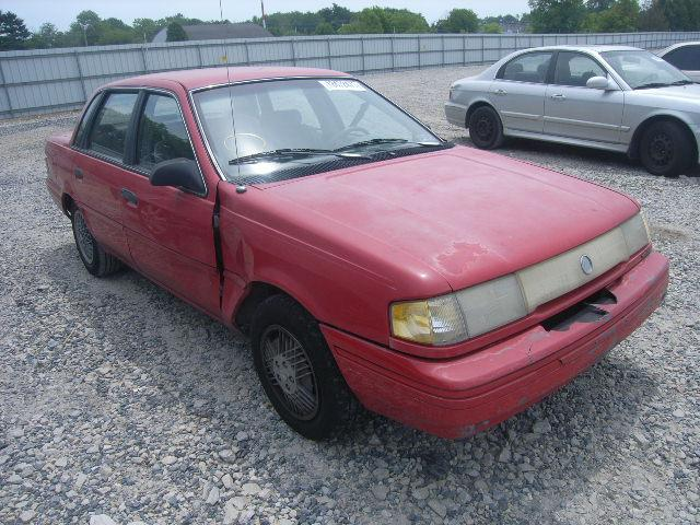 Mercury Topaz red #4