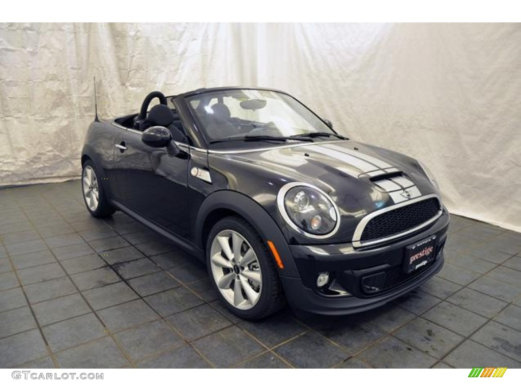 MINI Cooper Roadster black #1
