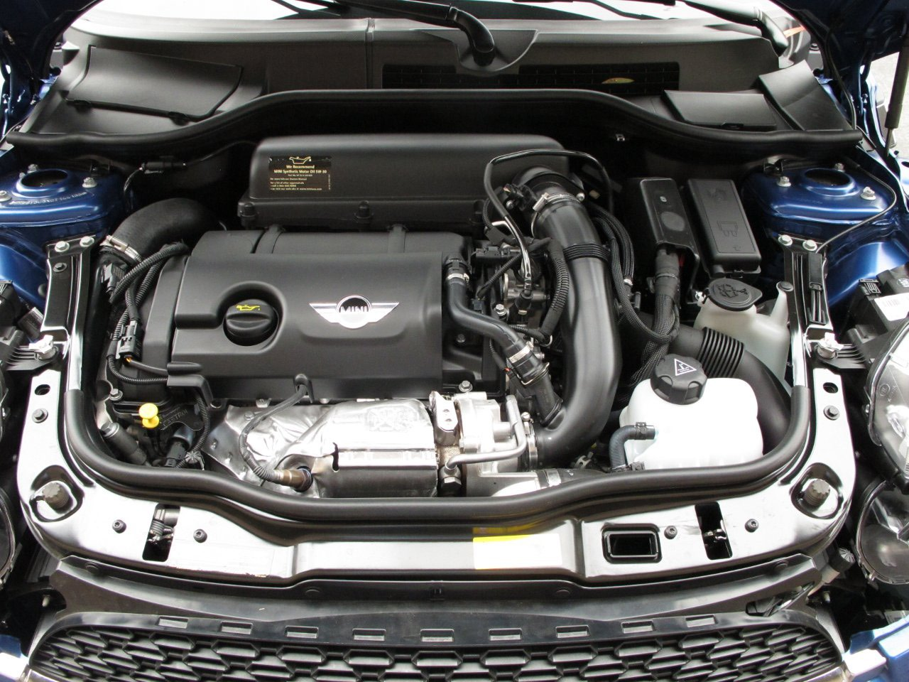 MINI Cooper Roadster engine #4