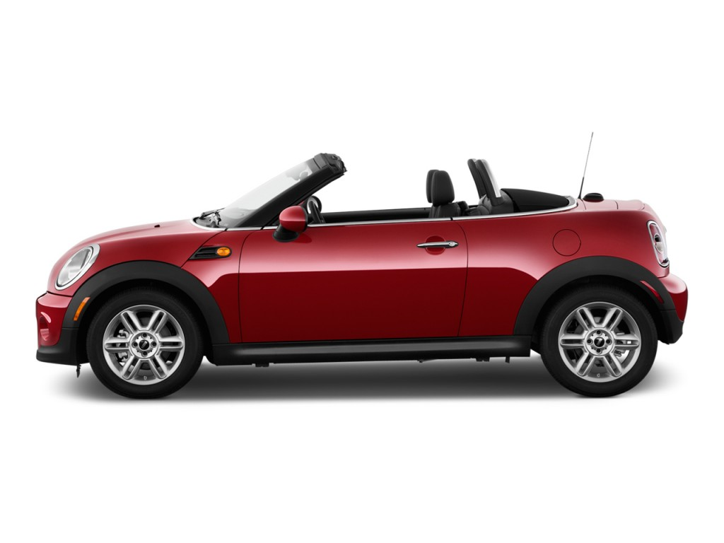 MINI Cooper Roadster red #1