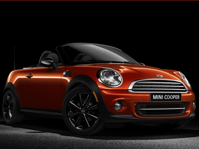 MINI Cooper Roadster red #3