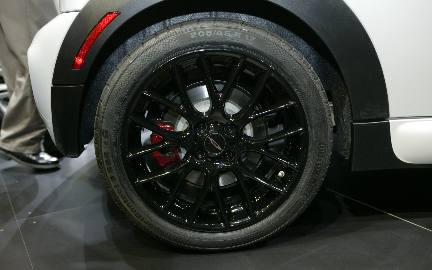 MINI Cooper Roadster wheels #4