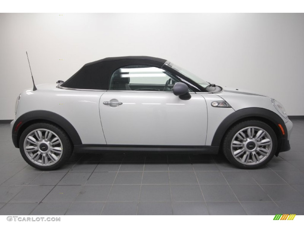 MINI Cooper Roadster white #1