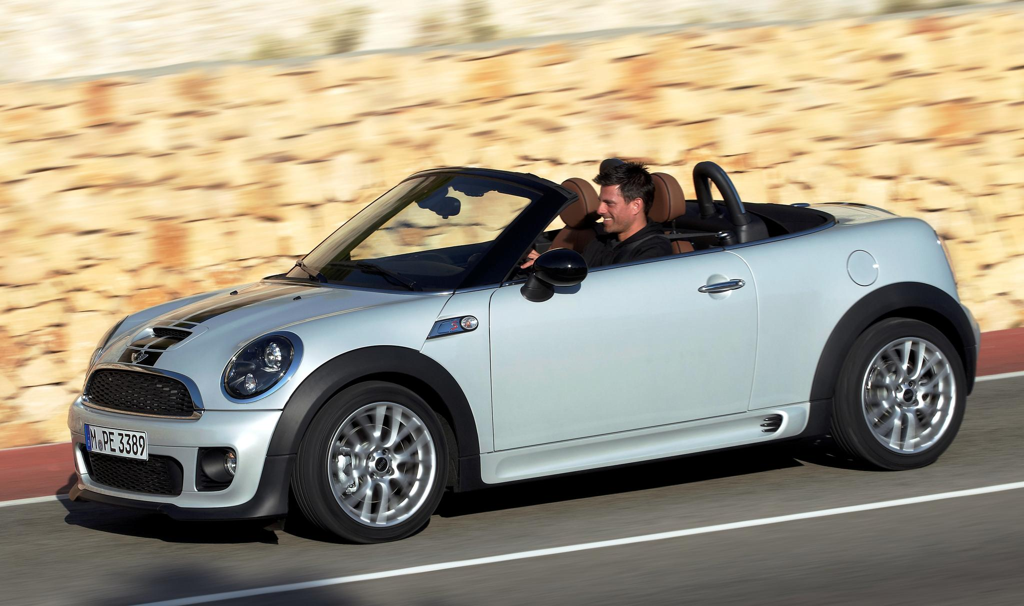 MINI Cooper Roadster white #3