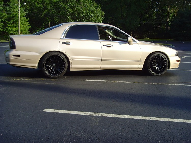 Mitsubishi Diamante wheels #3
