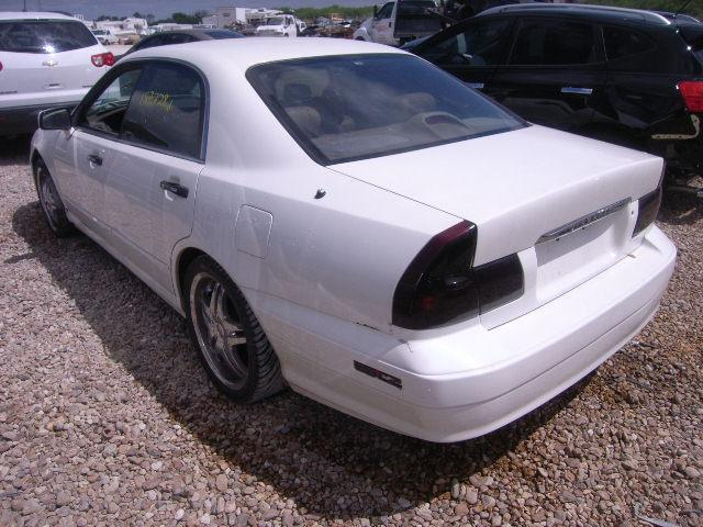 Mitsubishi Diamante white #4