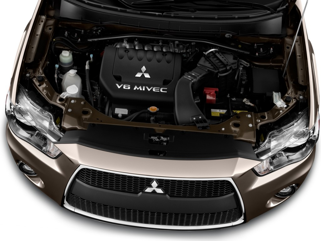 Mitsubishi Outlander engine #2