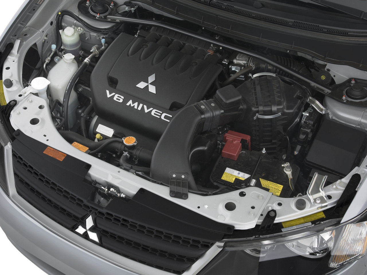 Mitsubishi Outlander engine #1