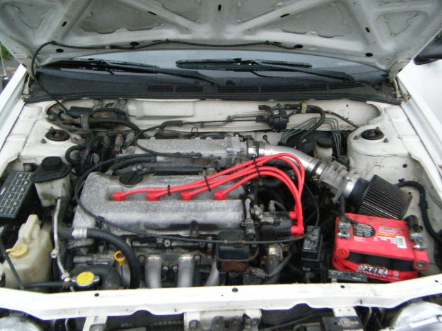 Nissan 200SX engine #1