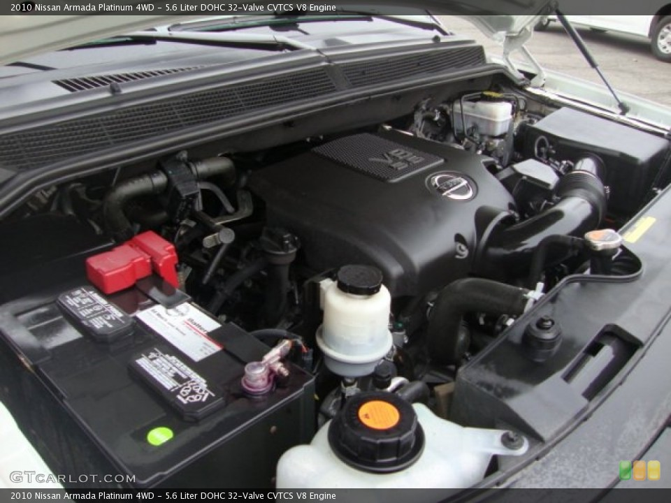 Nissan Armada engine #2