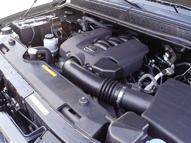 Nissan Armada engine #3