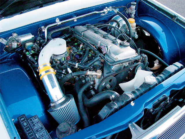 Nissan Frontier engine #2