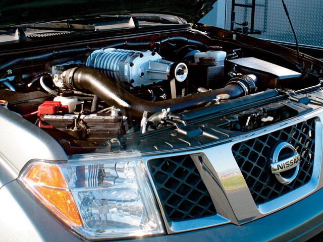Nissan Frontier engine #4