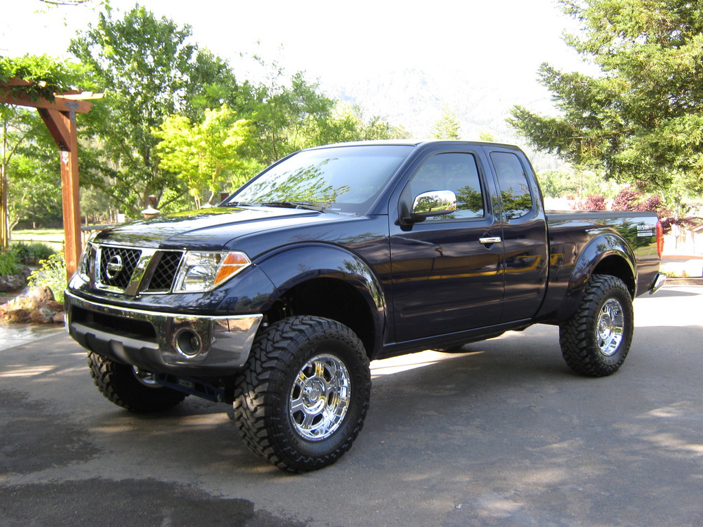 Nissan Frontier wheels #2