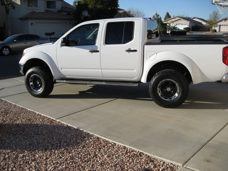 Nissan Frontier wheels #4
