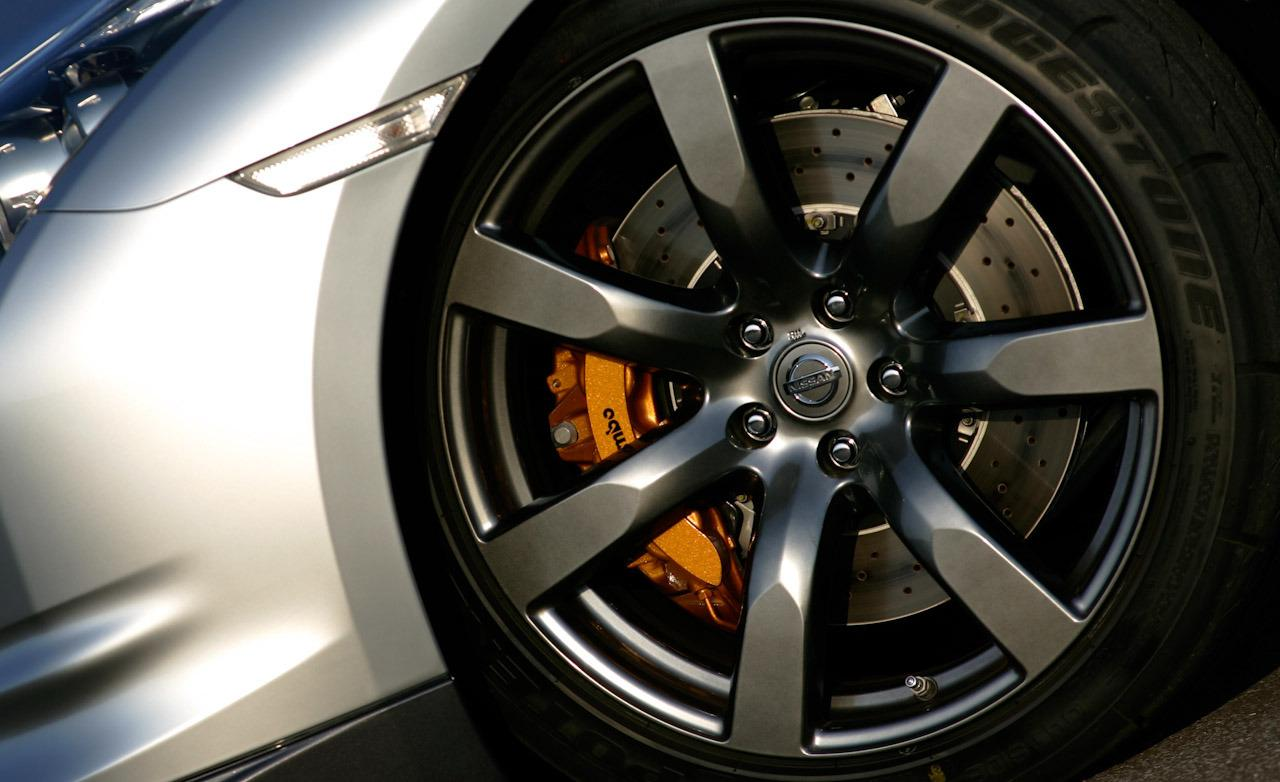 Nissan GT-R wheels #3