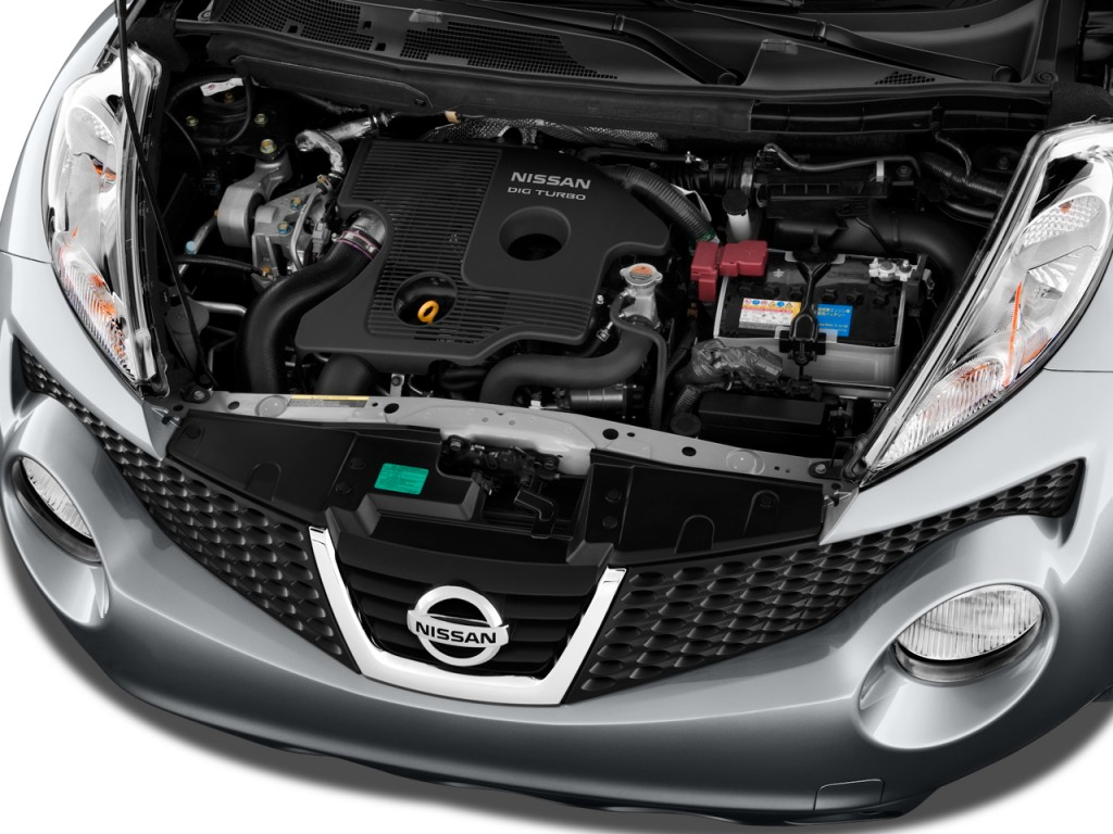 Nissan Juke engine #10
