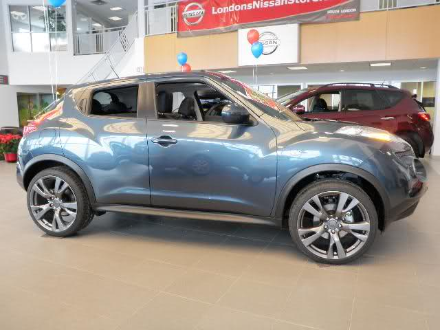 Nissan Juke wheels #2