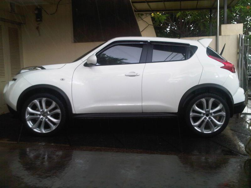 Nissan Juke wheels #3
