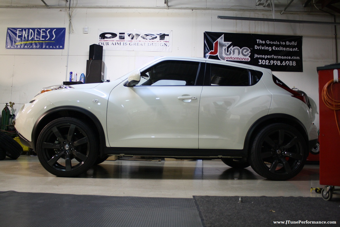 Nissan Juke wheels #4