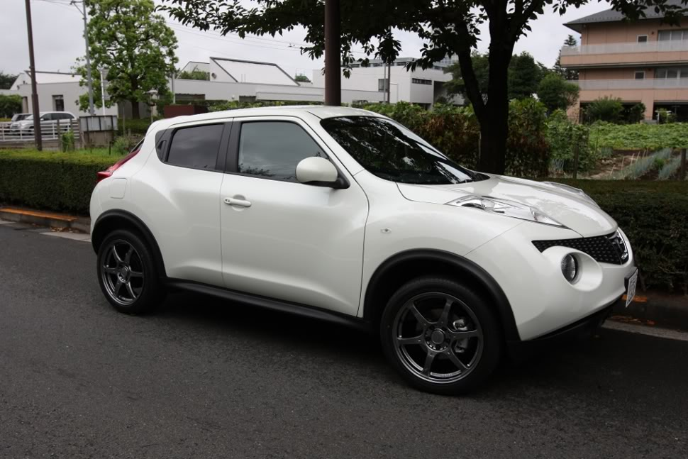 Nissan Juke wheels #1