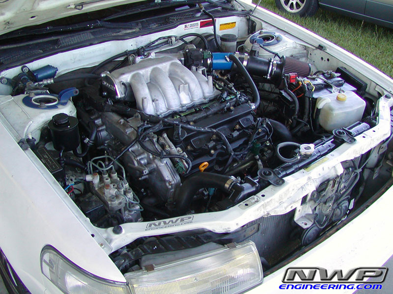 Nissan Maxima engine #3