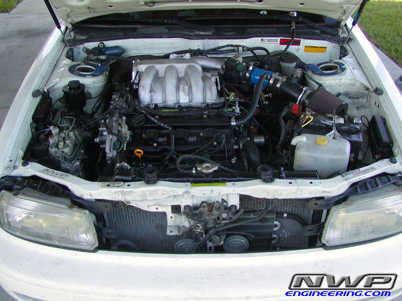 Nissan Maxima engine #4
