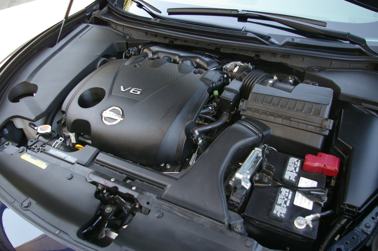 Nissan Maxima engine #1